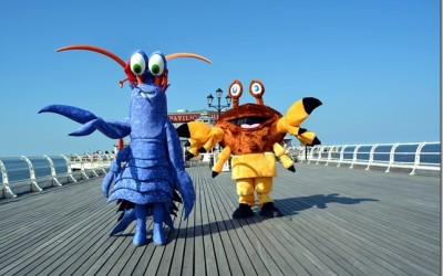 Cromer & Sheringham Crab & Lobster Festival 16-17 May