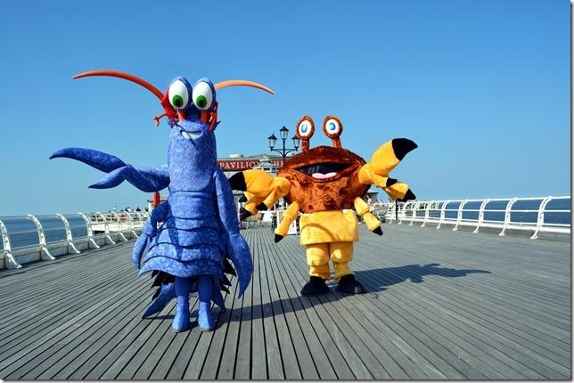 Cromer & Sheringham Crab & Lobster Festival 19-20 May
