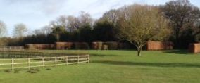Heydon's meadow caravan park 284 x 117