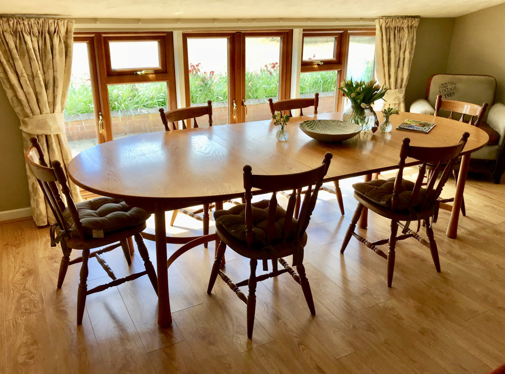 Wensum dining area