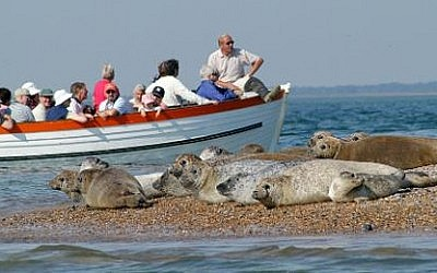 Blakeney Seal Trips – 1st April -31st October