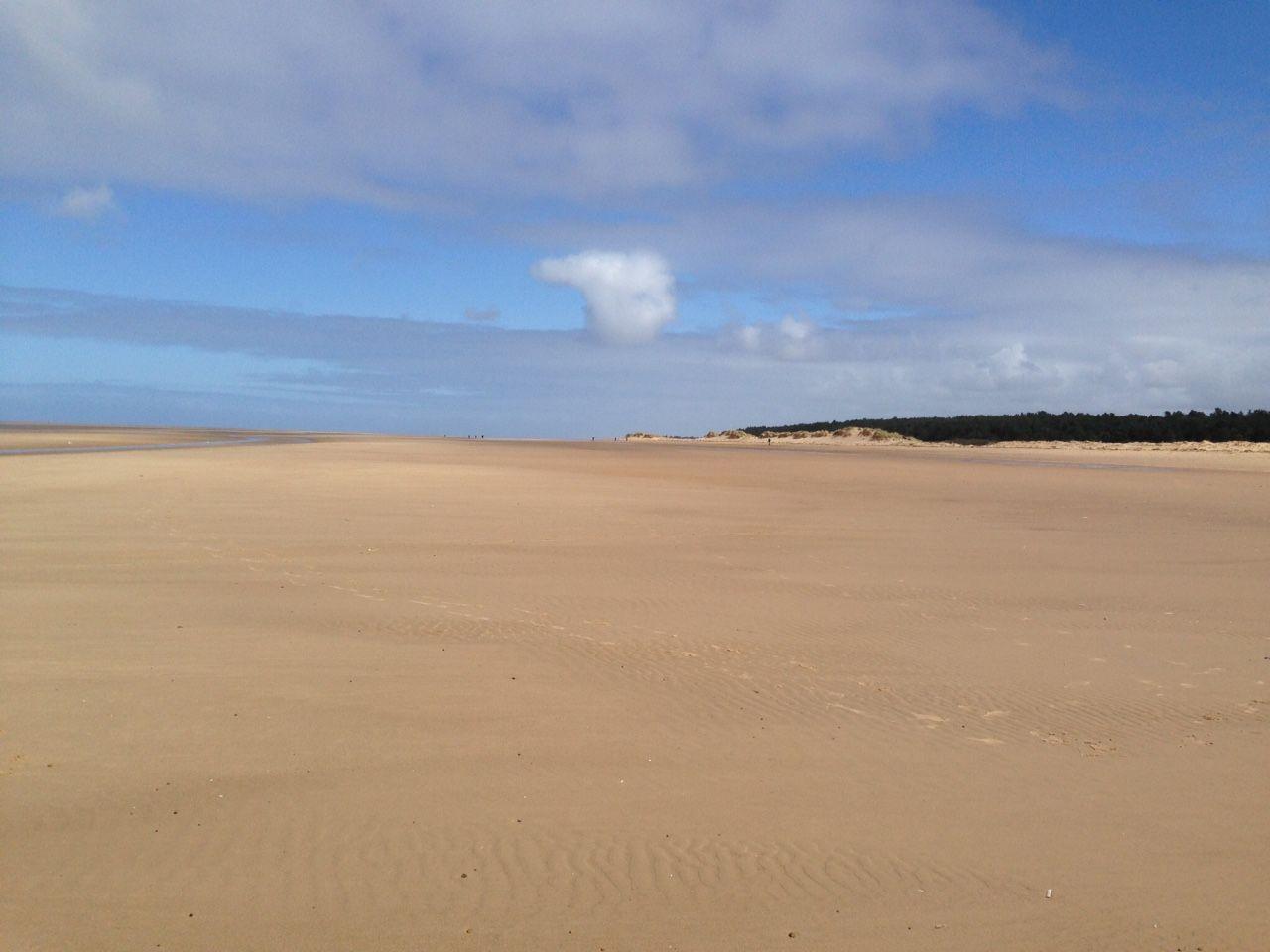 Holkham beach 2