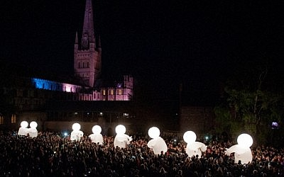Norfolk & Norwich Festival 8-24 May