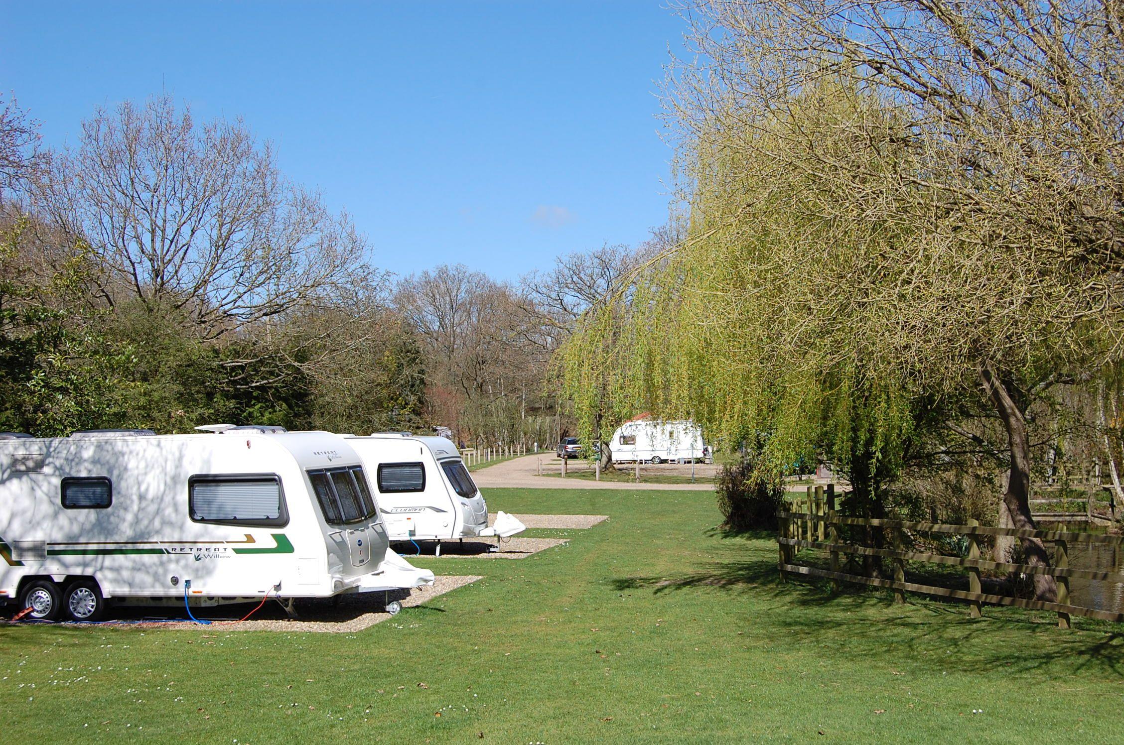 Model Kiln Park Holiday Centre  Haven Our Caravan
