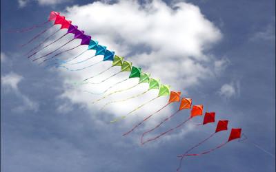 Hunstanton Kite Festival 20th August