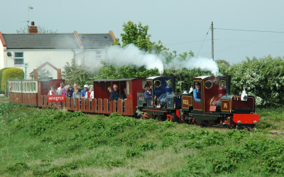 Wells & Walsingham Light Railway open 7th March – 1st Nov