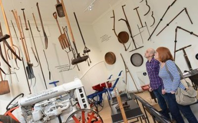 Field to Fork Exhibition at Holkham Hall until 31st October