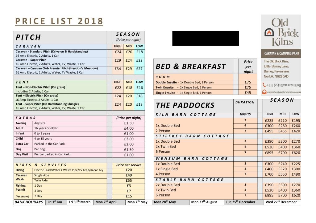 Price List 2018 jpg