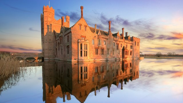 National Trust Properties in Norfolk