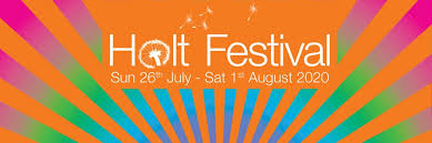 Holt Festival 26th July – 1st August